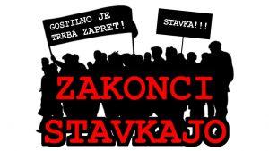 ZAKONCI STAVKAJO @ Gasilski dom Kotredež